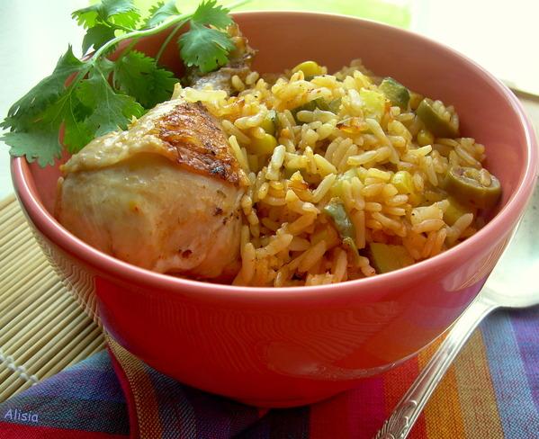 Рис по мексикански1