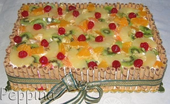Китти, прелесть А вот и мои последние тортики:
