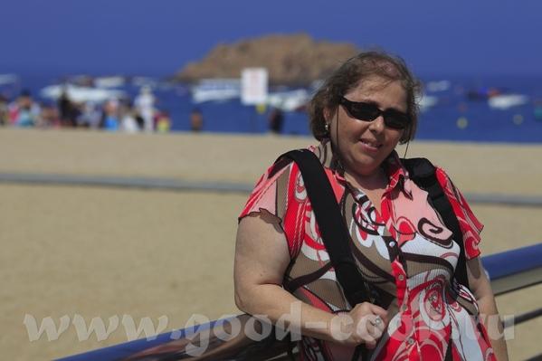 После музея мы поехали в городок Торса дель Мор, который находится на побережье Коста Брава - 4
