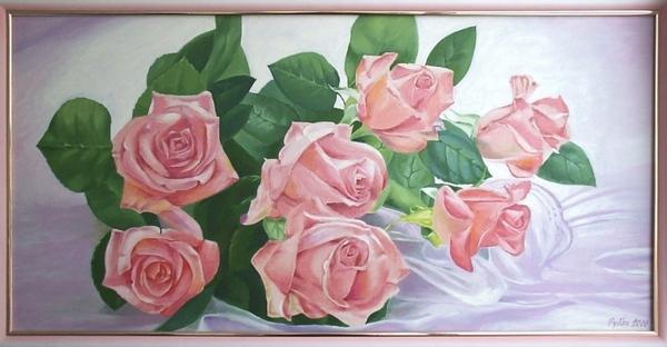 Хочу познакомить вас с другим художником Виталий Рубан Вот его сайт А вот некоторые работы - 2