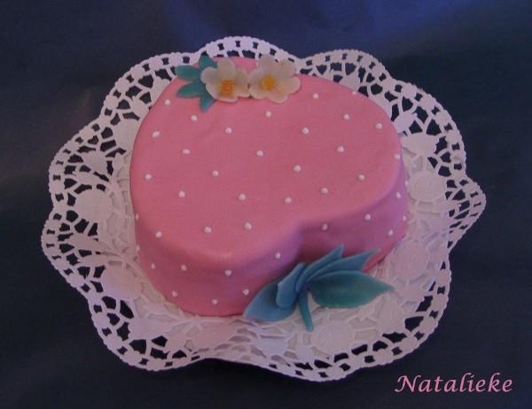 Итак, с момента моего предыдущего посещения вот етот тортик родился