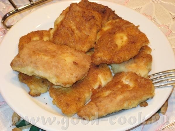 Рыбка в картофельных хлопьях от Лены-marele Пюре с солянкой Пюре с рулетиками из говядины в сметанн...