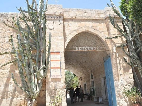 В ОКРЕСТНОСТЯХ ДОМА СОЛНЦА Так переводится город Бейт-Шемеш