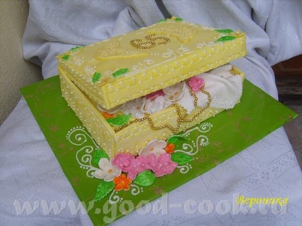 Хорошие у всех торты - 2
