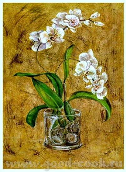 Надюнчик У меня есть такие картины с орхидеями может быть они вам понравится Martin Johnson - 8