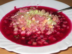 Первые блюда Борщ зеленый Борщ красный Грибная юшка Грибной супчик на мясном бульоне Грибной супчик... - 3