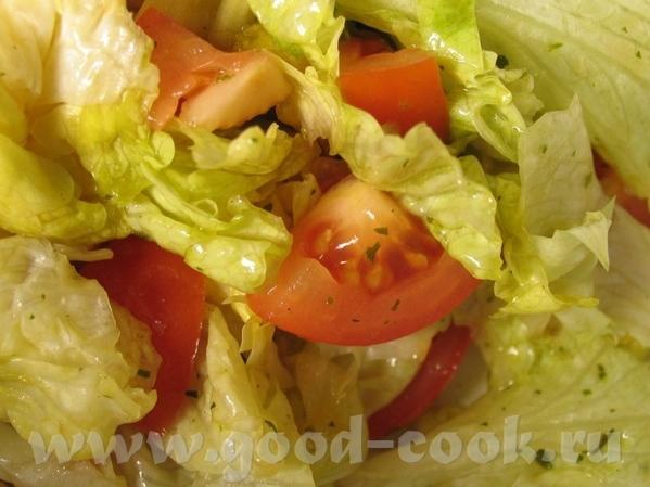 Салат Айсберг, Студенческий рецепт Хочу рассказать про очень быстрое приготовление салата, рецептом...