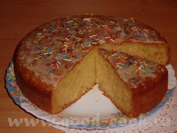 Я тоже хочу поблагодарить за вкуснющий пирог Сметанник, только что отведали понравилось всем- и мал...