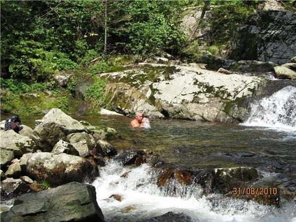 Вот так выглядит река, когда водопады все ближе и ближе - 3