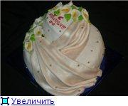 торт с каллами на юбилей - 2