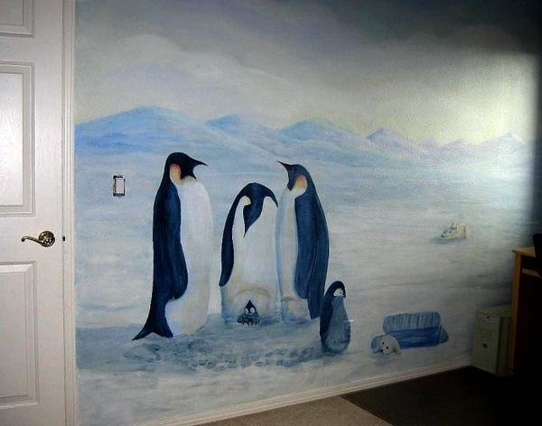 Ну а если нарисовать льда и воду- как Linda Besse Melissa Barrett А может быть что-то из этого по... - 2