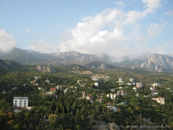 Симеиз и горы