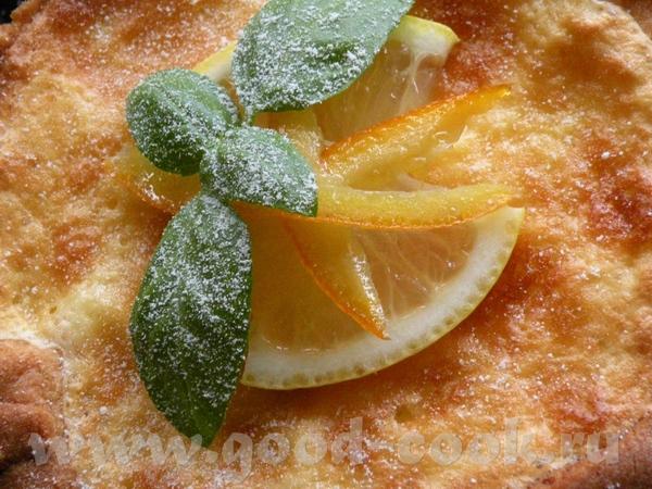 ТАРТА ЛИМОННО-СЛИВОЧНАЯ ТЕСТО: Мука пшеничная -1 стакан, сахар 1 стакан - 3