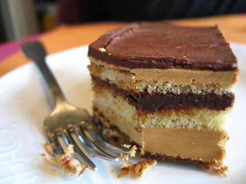 """Торт """"Опера"""" - сегодня про него начиталась, захотелось испечь"""
