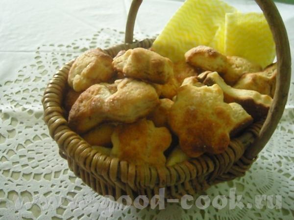 Ну вот- приготовила я таки два блюда дня- печенье от Николетты и баранину в горшочке от Сонюли