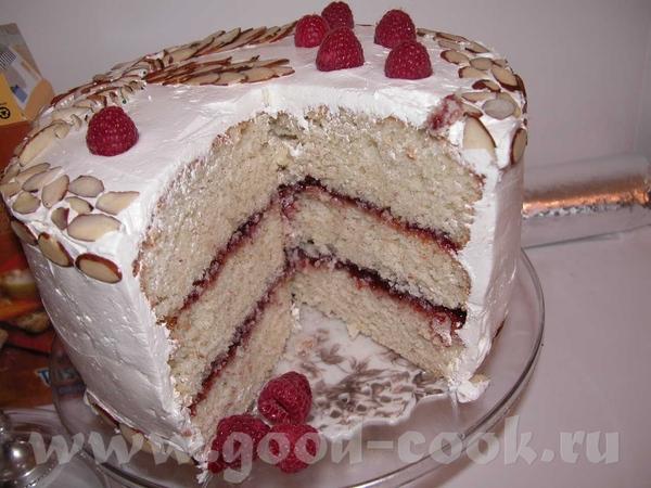 Ещё один новогодний торт