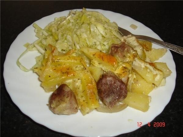 Обед - и вкусно и для души