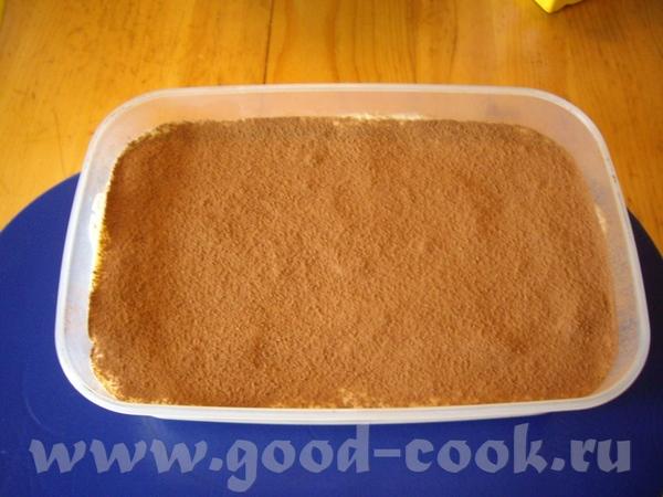 """На горячее картошка со свининой На сладкое """"Тирамису"""" И пирог с грушей и шоколадом - 2"""