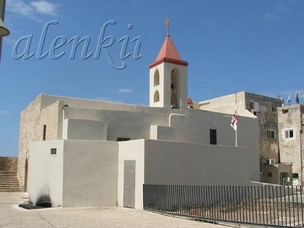 Вдали Церковь Св - 2