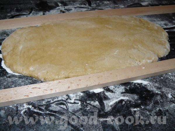Совет по раскатке теста для печенья: Думаю, что не я одна сталкивалась с проблемой, когда раскатыва... - 4