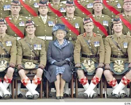 Королева в Шотландии - 2