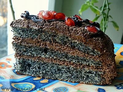 Яночка, спасибо за Министерский торт - 2