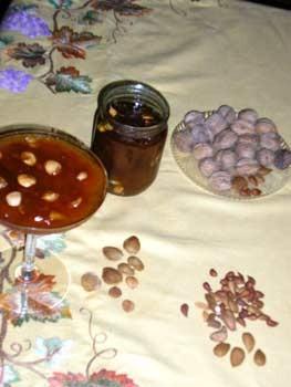 Клюква протертая, варенье, морс, конфеты клюква в сахаре - песня