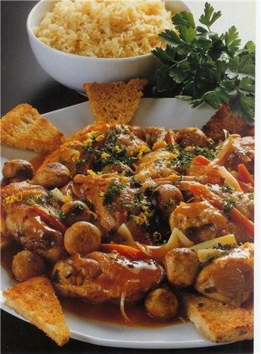 Разрешите поделиться одним из моих любимых рецептов французской кухни