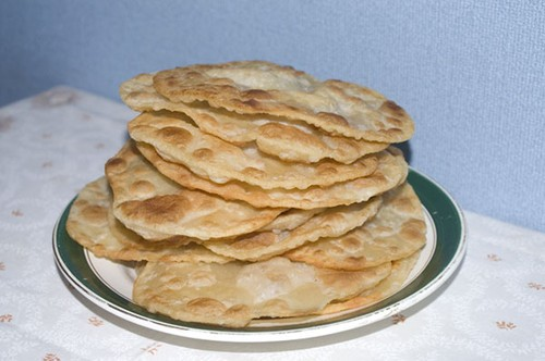 Татарские лепешки: Рецепт этих лепешек я не встречал не в одной кулинарной книге, но встречал в сем...