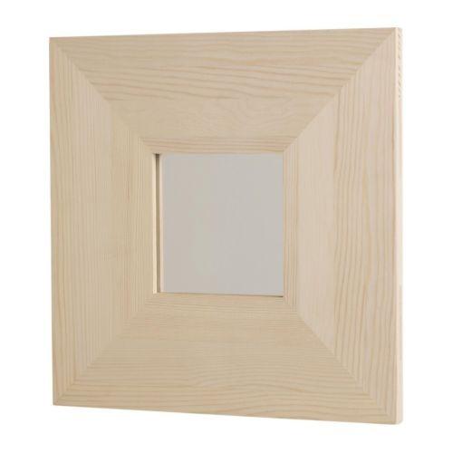 Это, кстати, зеркальце из IKEA