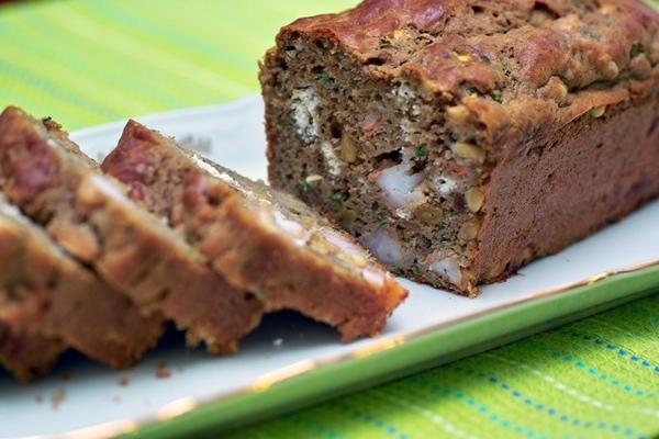 Рулет из свиной вырезки Торт из шоколадных блинчиков с заварным кремом с зеленым чаем Кекс с каштан... - 3