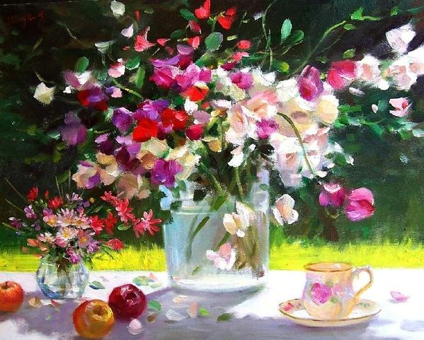 Спасибо за то что вы смотрели и читали мною дани ссылки и картины Светлые и красивые картины от Zho... - 3