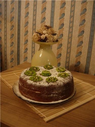 ну, вот значится: масляный тортик от Лолы