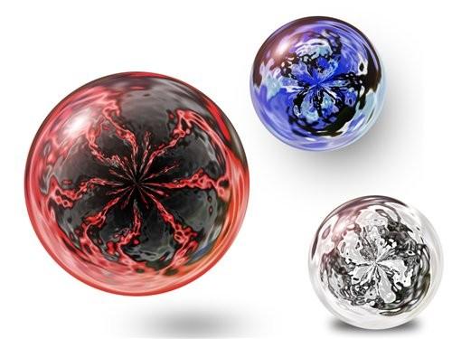 Решила выставить урок , с помощью которого можно сделать вот такие шарики: Итак, начнём с новогодок...