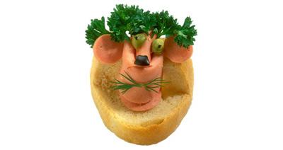 посмотрите каких бутербродов можно наделать - 2