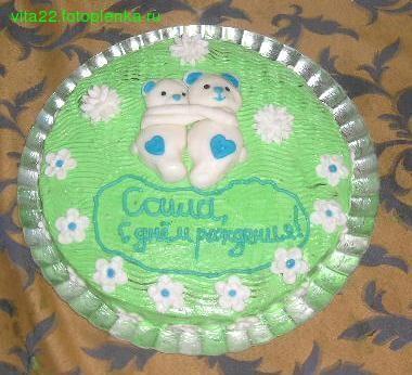 А это мои последнии тортики - 2