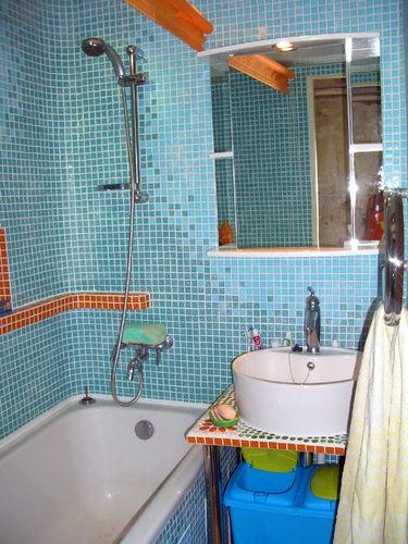 Закончили ремонт кухни недавно,и вот вчера ремонт в ванной,теперь начнем ремонт в коридоре - 2