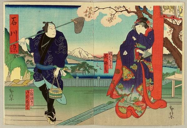 и ещё немного японских мотивов - 3