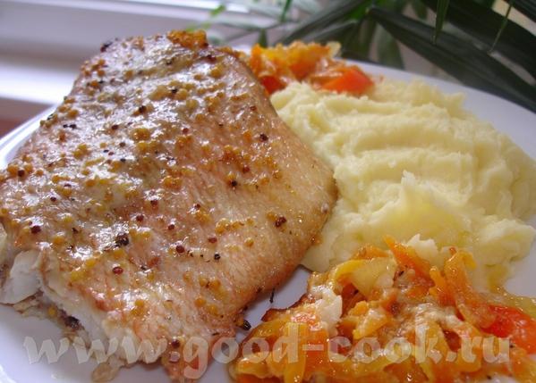 Рыба филе треска в духовке рецепты