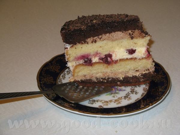 Торт Фонтан желаний - 2