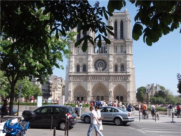 Мой Париж: добрый, чистый, модный