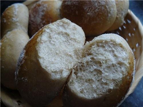 Вкусные, мягкие, быстрые в приготовлении булочки - 3