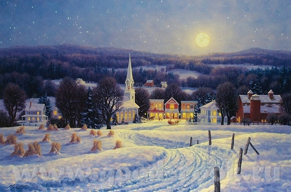 Очень xороший подарок дочкам вы сделали Это художник Джим Уоррен- Jim Warren ======================... - 7