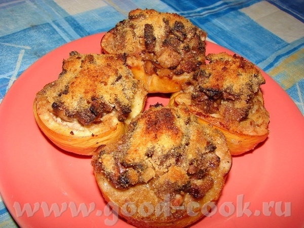 У нас сегодня поздний завтрак или ранний обед)) Угощайтесь Айва, фаршированная курицей Рецепт от Ир...