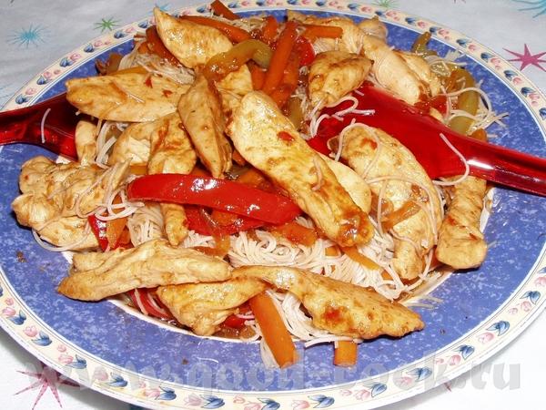 Запеченное бедро индюшки с картофелем Цыплята,фаршированные сердечками Крылышки-карри Иерусалимская... - 6