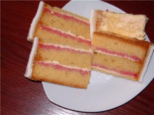 Madeira cake Мука 900гр Пекарныи порошок 4 чаиные ложки Caster сахар (мелче чем обичныи, но не пудр... - 2