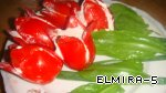 """Поварёнок: Закуска""""Тюльпан"""" От ELMIRA-5 Ингредиенты для """"Закуска""""Тюльпан"""""""" Помидоры 5 шт Творог 50... - 5"""