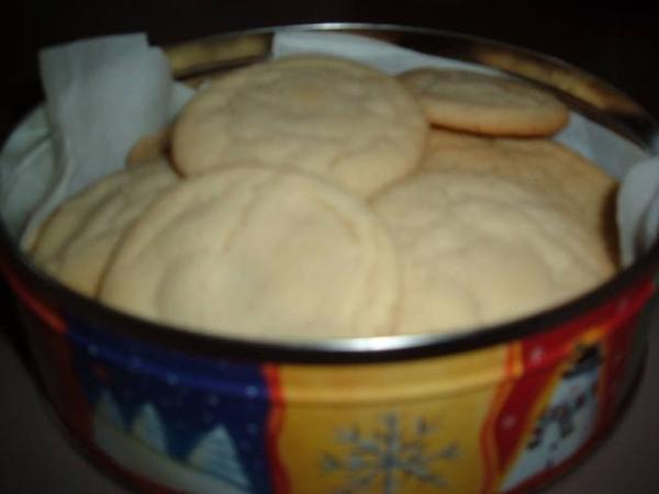 Вот испекла саxарное печенько