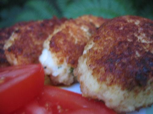 У меня две большие и вкусные спасибы: Вите- белочке за Рыбные колбаски