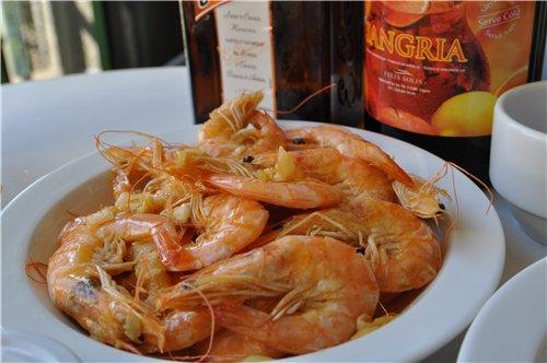 Как готовить лангустинов пошаговый рецепт с фото